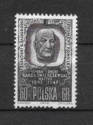 LOTE 1556   ///  POLONIA   *MH - 1919-1939 República