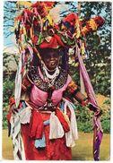 NIGERIA - IKOMBI DANCERS OF CALABAR, EASTERN NIGERIA - Nigeria