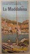 Carta Automobilistica E Nauitica Dell'arcipelago - La Madalena - Livres, BD, Revues