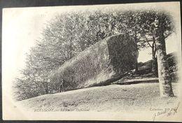 CPA 29 HUELGOAT - Le Rocher Tremblant -   ND 72 Précuseur - Réf. F 97 - Huelgoat