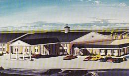Howdy Great Falls Heritage Inn Motor Hotel - Great Falls