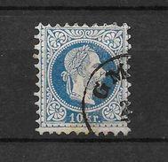 LOTE 1556   ///  AUSTRIA 1867  YVERT Nº:  36  LUXE - 1850-1918 Imperium