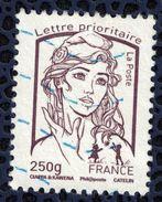 France 2013 Oblitéré Used Marianne Ciappa Et Kawena LP 250g Y&T 4773 - 2013-... Marianne De Ciappa-Kawena