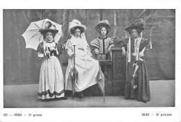 ANTWERPEN - De Vrouwenkleedij Door De Eeuwen Heen.  32. - 1830 - 2e Groep - Antwerpen