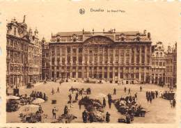 CPM - BRUXELLES - La Grand'Place - Places, Squares