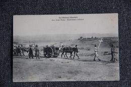 Campagne Du MAROC, 1913 - Enterrement D'un Soldat. - Other Wars