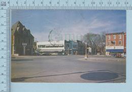 Joliette Quebec Canada - Place De L'Hotel De Ville A Servi En 1955- Postcard Carte Postale - CPSM - Altri