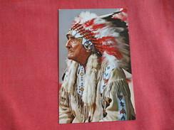 Chief Red Fox-- Not Mailable--== ====ref 2795 - Indiens De L'Amerique Du Nord