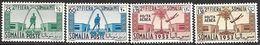 Somalia  1953  Fair Set  MH*  2016 Scott Value $3.50 - Somalia (1960-...)