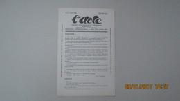 L'ACTE / N° 4 - AVRIL 1928 / BI-MENSUEL / DIRECTEUR JEAN REANDE - Livres, BD, Revues