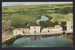 Greece - Crete Armiro River  [Behaeddin 157] - Grèce
