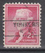USA Precancel Vorausentwertung Preo, Locals New York, Yonkers 745 - Vereinigte Staaten