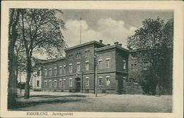 AK Erkelenz, Amtsgericht, Um 1919 (28193) - Erkelenz