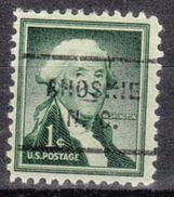 USA Precancel Vorausentwertung Preo, Locals North Carolina, Ahoskie 712 - Vereinigte Staaten