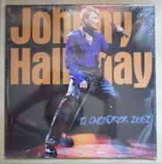 CALENDRIER 2002 JOHNNY HALLYDAY Neuf Sous Blister - Calendars