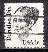 USA Precancel Vorausentwertung Preo, Locals North Carolina, Alexis 843 - Etats-Unis