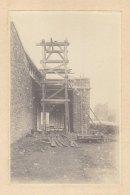 SAINT DENIS : Construction Saut De Mouton Du Landy, Côté Soissons. Quadruplement Voies Paris Soissons. Photo Originale - Trains