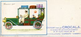 Chocolatrie  CARDON - Automotive