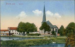 AK Kreuzau Drove, Kirche, Um 1920 (28207) - Other