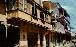 TRINIDAD ET TOBAGO CHARLOTTE STREET PORT OF SPAIN - Trinidad