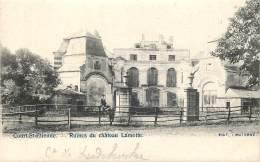 Court-St-Etienne - Ruines Du Château Lamotte - Court-Saint-Etienne