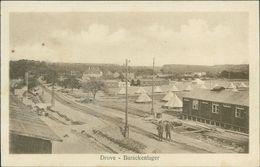 AK Kreuzau Drove, Barackenlager, Ca. 1920er Jahre (28220) - Other