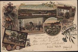 CPA Bosnie Gruss Aus Mariastern Pozdrav Iz Marije Zvijezde CAD K Und K Milit Post YT 2 Banjaluka Banja Luka 1898 - Bosnia And Herzegovina