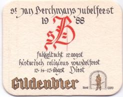 #D187-077 Viltje Gildenbier - Sous-bocks