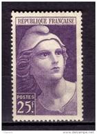 N* 731 NEUF** - 1945-54 Marianne De Gandon