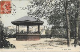 Chinon - Kiosque De La Musique - Chinon