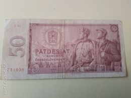 50 Korun 1964 - Tchécoslovaquie