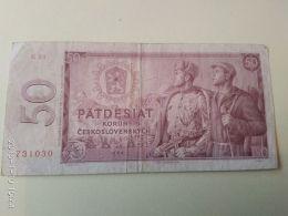 50 Korun 1964 - Cecoslovacchia
