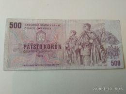 500 Korun 1973 - Tchécoslovaquie