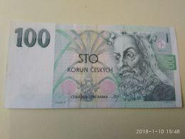 100 Korun 1997 - Tchécoslovaquie