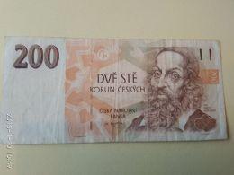 200  Korun 1998 - Tchécoslovaquie