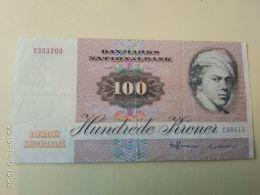 100  Kroner 1972 - Danimarca