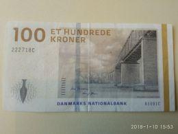 100  Kroner 2009 - Danimarca