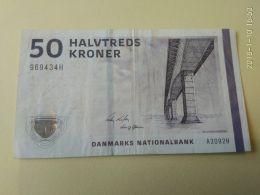 50  Kroner 2009 - Danimarca