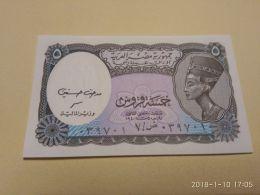 5 Piastres 1997 - Egitto