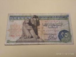 25 Piastres 1978 - Egypte
