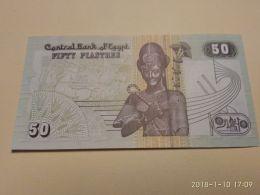 50 Piastres - Egitto
