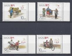 MACAU 1987 Nº 583/586 - 1999-... Région Administrative Chinoise