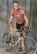 CYCLISME  CHRISTOPHE BRANDT  (LOTTO ADECCO) - Cyclisme