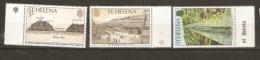St Helena  1979  SG 335-7  The Inclined Plane  Mounted Mint - Saint Helena Island
