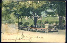 RA575 VALPARAISO - PARQUE MUNICIPAL ( RETRO INDIVISO 1904) - Cile