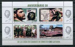 Cuba 2017 / Che Guevara MNH / Cu6402  5 - Cuba