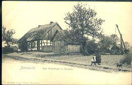 RA582 ZINNOWITZ - DAS SCHULHAUS IN ZEMPIN ( RETRO INDIVISO) - Zinnowitz