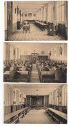 Assche (Brux.) Klein-Liefdewerk Vh H.Hart; De Missionarissen Vh H.Hart 10 Kaarten - Asse