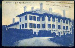 RA585 WESTBURY , L.I. - RESIDENCE OF H.B. DURYEA - NY - New York