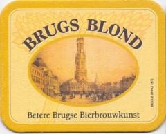 #D187-117 Viltje De Gouden Boom Brugge - Sous-bocks